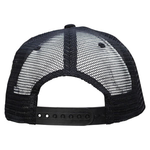 GiG Black Trucker Cap
