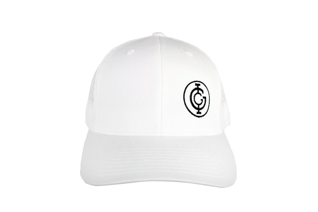 GiG White Trucker Cap