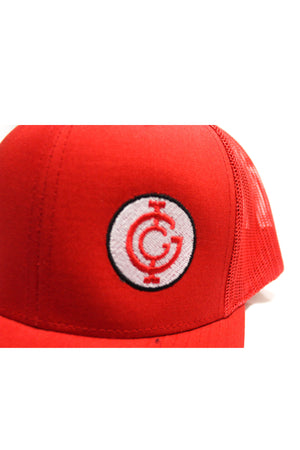 GiG Red Trucker Cap