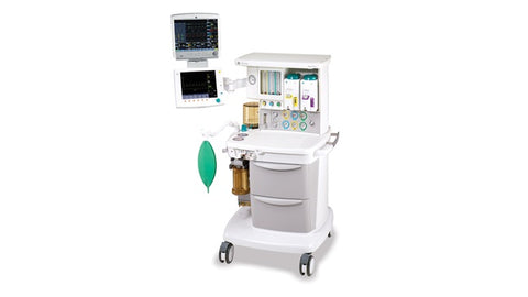Datex Ohmeda Aespire View Anesthesia Machine