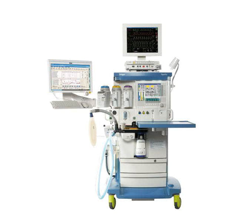 Draeger Apollo Anesthesia Machine