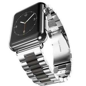 Stainless Steel Dual Color Wrist/Watch Band for Apple Watch Series 4,3,2,1 (44mm,42mm,40mm,38mm)