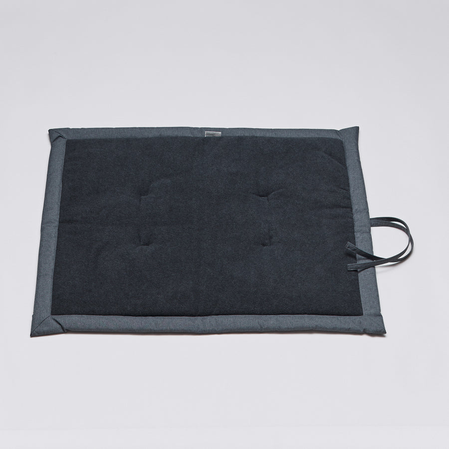 TRAVEL DOG MAT | Waterproof Mid Grey