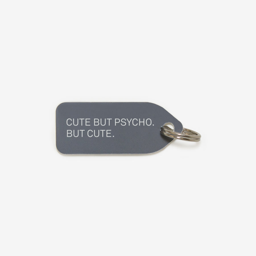 COLLAR CHARM | Cute But Psycho, But Cute