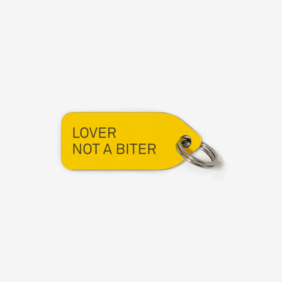 COLLAR CHARM | Lover Not A Biter