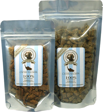 TRAINING TREATS | Fish Nibbles | 70g | PEPPER'S CHOICE