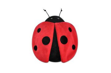 TOY | PLUSH | Ladybird | With Crinkle and Squeaker