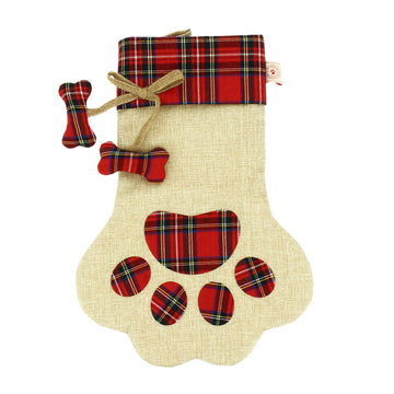 CHRISTMAS STOCKING FOR DOG  | Best in Show