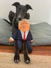 TOY | PLUSH | Donald Trump | With 2 squeakers