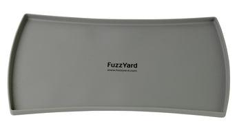 FEEDING DOG MAT | Grey | FUZZYARD