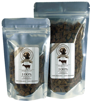 TRAINING TREATS | Hypoallergenic Goat Nibbles | 70g | PEPPER'S CHOICE