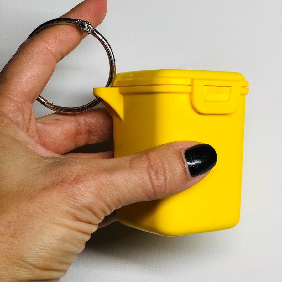 MY TREAT CADDY  | Yellow
