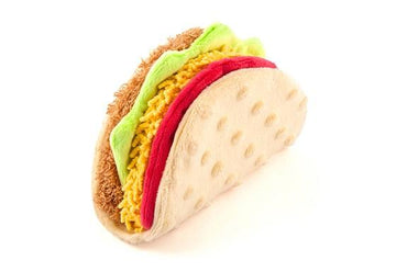 Copy of PLUSH TOY | PULL APPART BURGER | With Squeakers by P.L.A.Y.