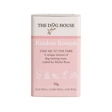 TRAINING | Treats | Assorted | Tin 50g | THE DOG HOUSE