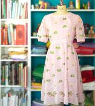 Lucky Pine Cotton Dress