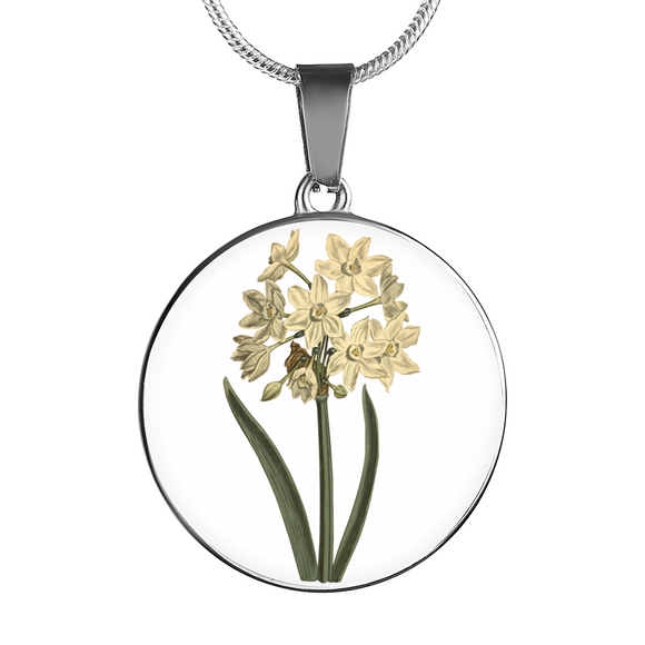Narcissus, Necklace