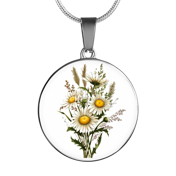 Daisies, Necklace