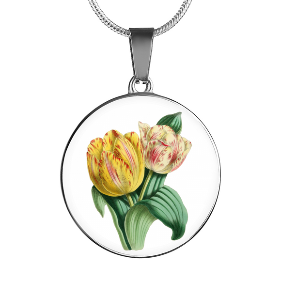 Tulips 2, Necklace