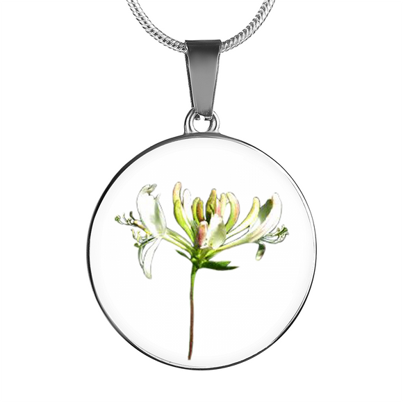 Honeysuckle, Necklace