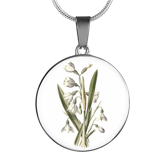 Snowdrop, Necklace