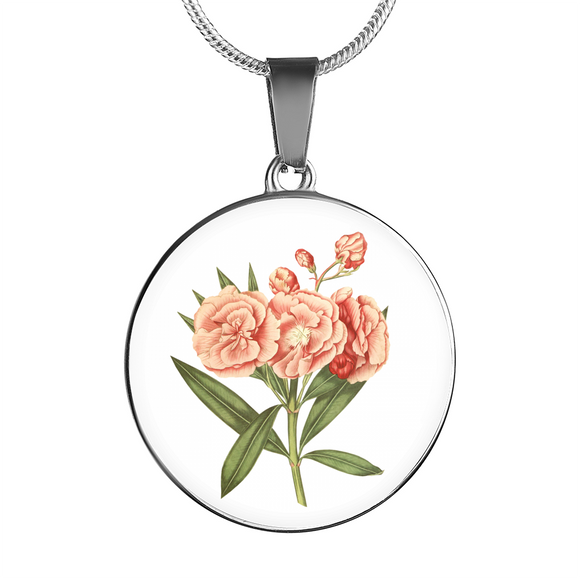 Carnation Soft Pink, Necklace