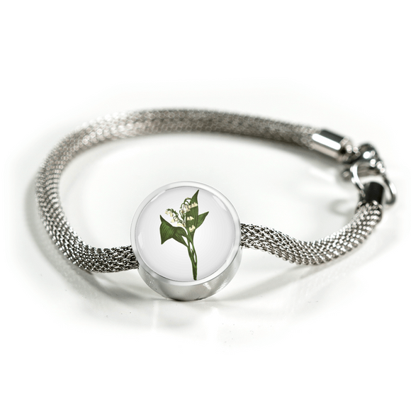 Lily of the Valley, Luxury Bracelet