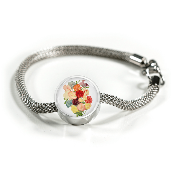 Sweet Pea, Luxury Bracelet