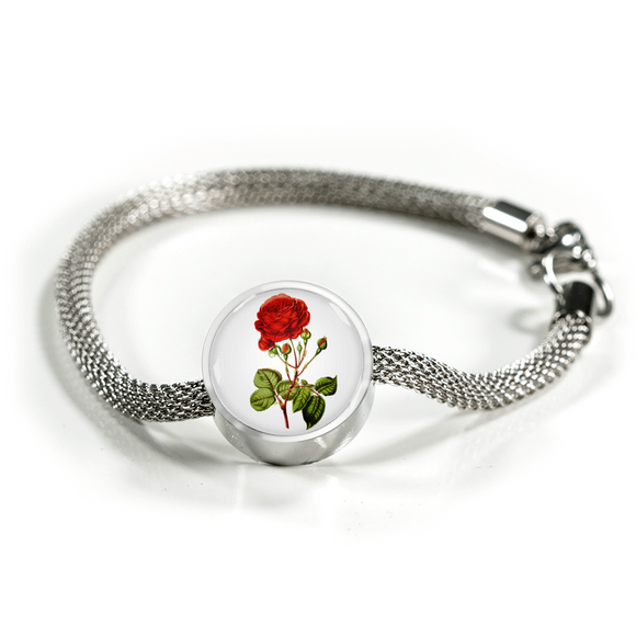 Gemini: Rose Red 2, Luxury Bracelet