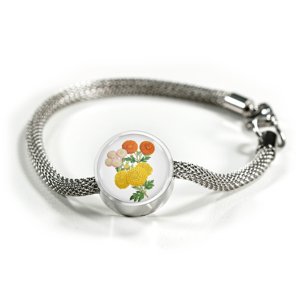 Chrysanthemum, Luxury Bracelet