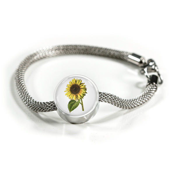 Sunflower, Luxury Bracelet