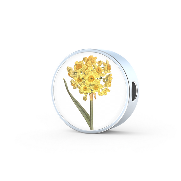 Marigold 2, Round Charm Only