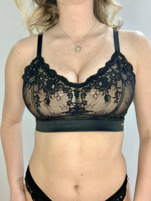 Sienna Lace Non-Wired Bralette