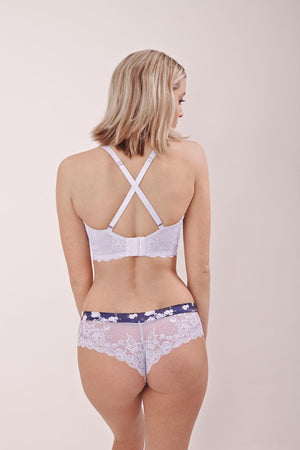 Lily Bra Light Blue