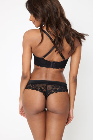 Coming Soon - Aurora Thong Black