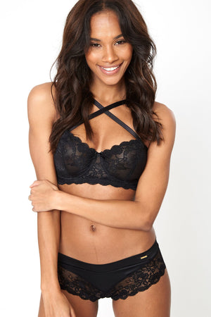 Coming Soon - Lily Bra Black