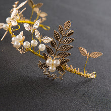 Leaf Baroque Headband