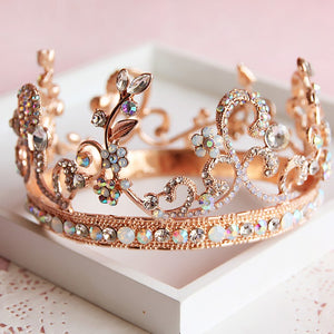 Rose Baroque Crown