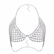 Bra Brassiere Body Necklace