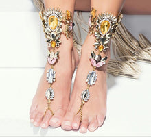 Beach Sexy Foot Jewelry