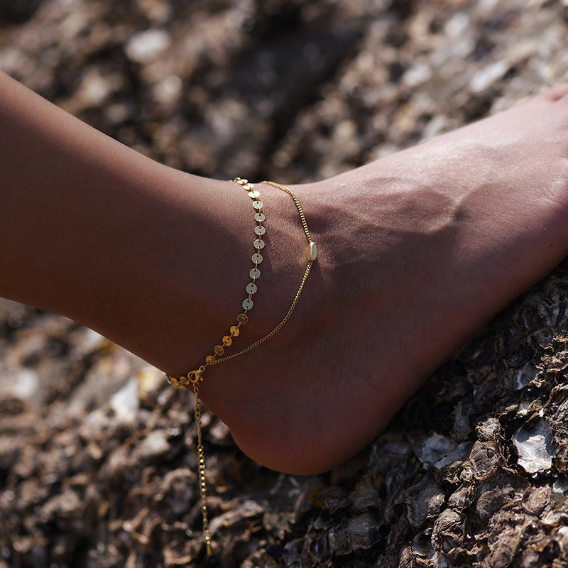 Summer Foot Jewelry