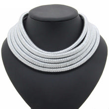Chic Coils Multilayer Choker