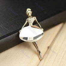 Ballet Girl Brooch