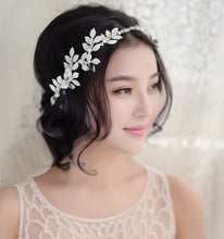 Leaves Wedding Headband