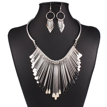 Necklace & Earrings Fashion Set