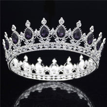 Vintage Queen Crown