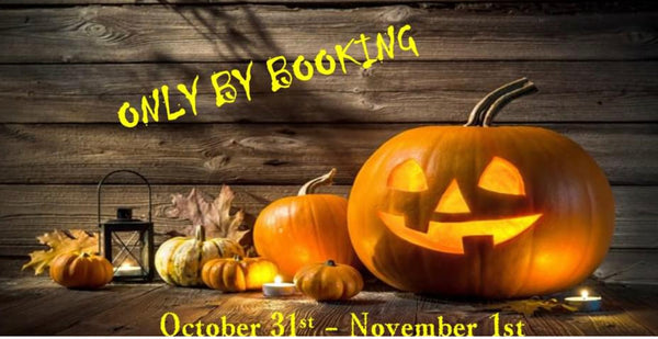 Halloween at Cyherbia BOOKING ONLY