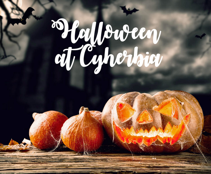 October Events at Cyherbia