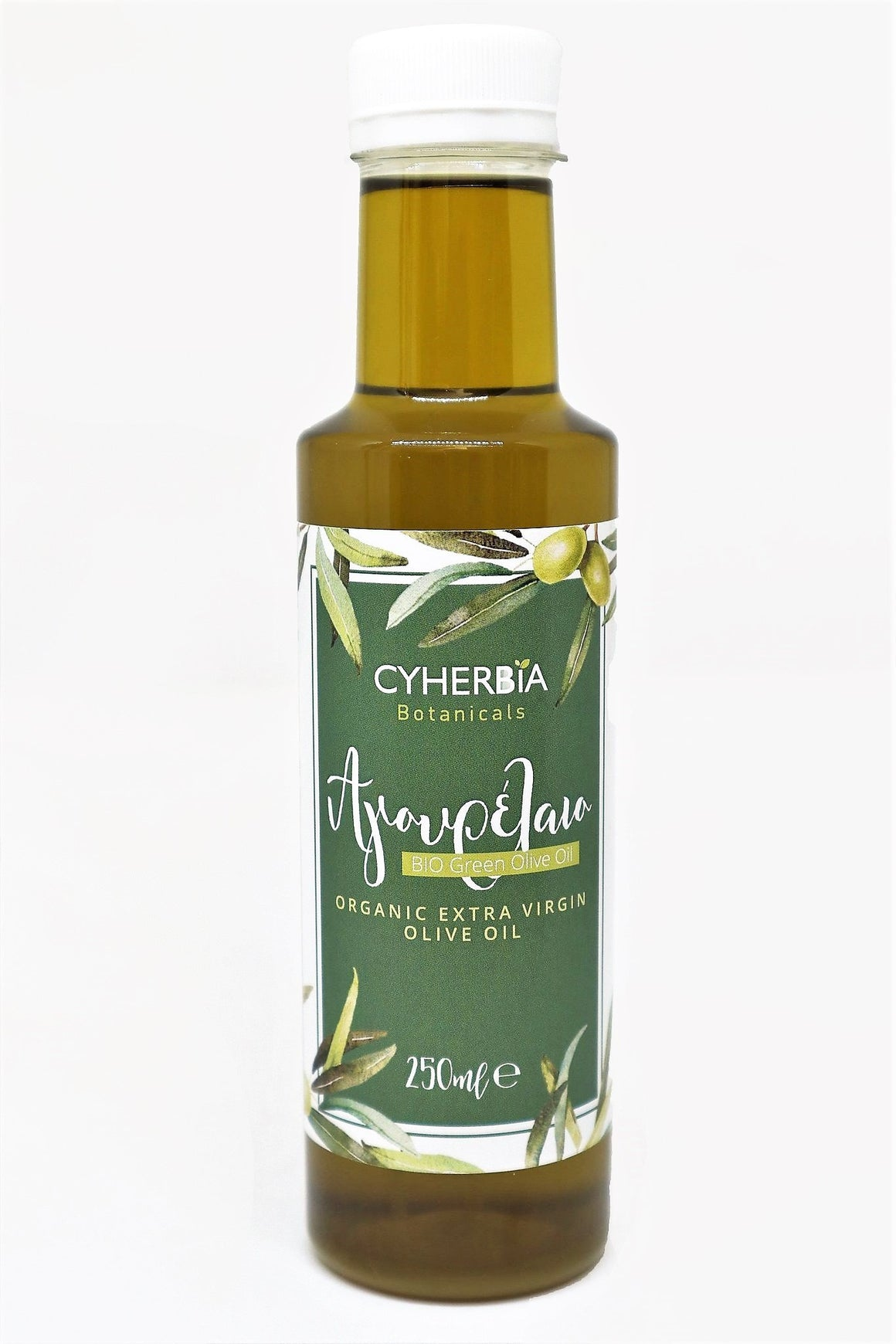 Olive Oil from Green Olives