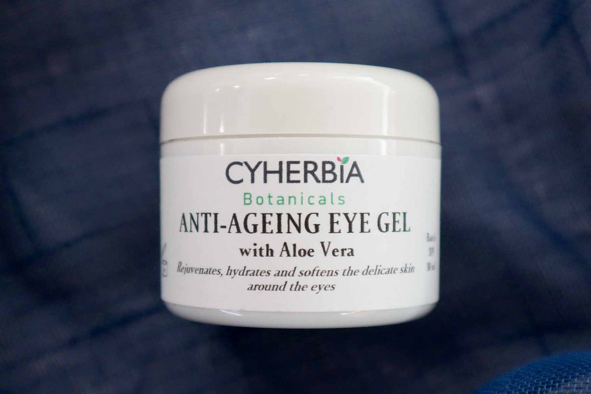 Anti - Ageing Eye Gel with Aloe Vera 30ml
