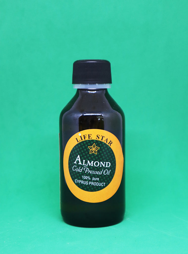Almond Cold Pressed Oil